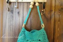 Crochet Bags / by Autumn Hobbs