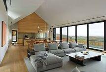 Olohuone+keittiö