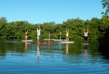 SUP Yoga / Cape Cod & Puerto Rico  Classes I teach :)