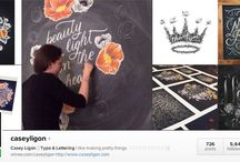 Lettering Artists