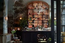 SSD | Eclectic Bar & Restaurant Design