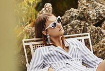 Endless Sunshine - Summer Breeze | Woman Summer 18 Collection / Endless Sunshine - Summer Breeze | Woman Summer 18 Collection. Talent: Alanah Henry, Chen Xi, Rachel Fox by Enric Galceran