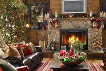 Christmas decoration and ideas  / Ideas for Christmas decoration