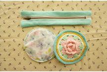 Crochet acessories