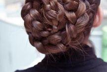 Hair / by My Crimson Clover - Kimberly Green