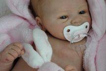 Reborn babies/Mini Babies