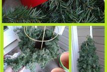 Christmas decoration DYI