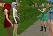 Sims Challenges