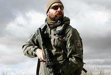 [Military] Poses