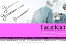 Myra & Co. / Myra & Co., an ISO 9001:2008; ISO 13485:2003, Certified group is engaged into diversified business domains of Wealth Management, Healthcare & Outsourcing ‪#‎FusionKraft‬ General Surgical Instrumentation ‪#‎Surgical‬ Instruments