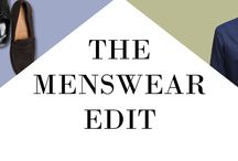 The Menswear Edit / Men love to shop. And we at www.rocknshop.com strive to get you the most fashion-forward apparels and accessories for men. Check it out in our Menswear Edit!