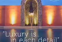 Definitions of Luxury / What is your definition of luxury?