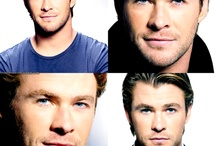 Chris Hemsworth / by Mary Sue Cooper