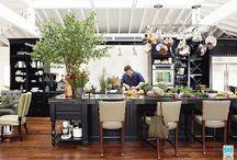 Great Kitchens / Beautiful Kitchen Decorating Ideas