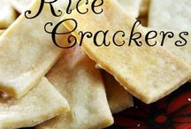 crackers/flat bread