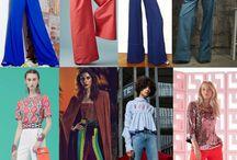 Что модно весной 2017? / Актуальные тренды весны 2017 года в обзоре сайта http://modamix.net