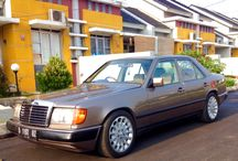 Mercedes - benz w124 300e / Just wait and see !