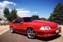 Fox Body Hatchbacks / Dedicated to all foxbody hatchback fans / by ED