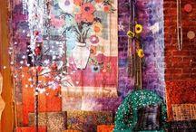 textiles / by Tone Lepsøe