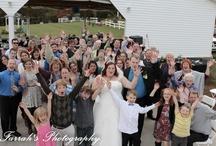 Colonial Estate Weddings / Wedding photos at Colonial Estate Maryville TN, Outdoor weddings Maryville TN