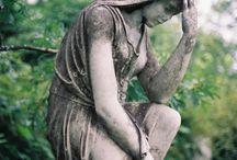stone art sculptures etc