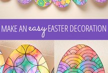 springtime and Easter crafts