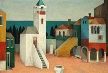 Beneš Vlastimil (1919 – 1981) / Czech art.