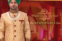 Which Groom Are You?