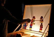 DIY Puppet Theatres