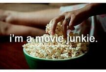 Movie junkie  / by Kourtney