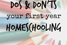 Homeschool Preschool / Everything to get started with homeschooling.  www.thepricklypilotswife.com