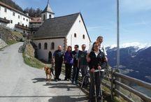 Frühlingsaktivitäten im Lindenhof / Die Saison 2015 ist gestartet und unsere Gäste sind bereits fleißig beim Wandern, Rennradeln oder Mountaibiken.