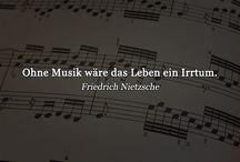 Musik Sätze