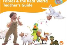 Downloadable Teacher's Guides / Free downloadable PDF teacher's guides for our book series.