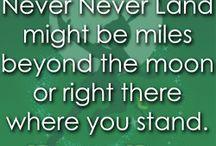 Finding Neverland/Peter Pan
