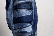 Manipulation textile Denim