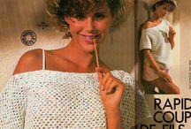 habits tricot crochet