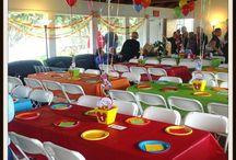 Noahs First Birthday Party Ideas