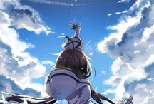 *anime art*