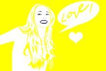 graphic paint / quando non ho di meglio da fare, comincio a disegnare su photoshop