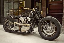 Bikes and Hot-Rods / Events, road trips, clothing. All related to the biker world.