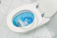 καθαρισμός τουαλετας