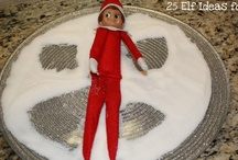 Elf on the shelf ideas / by Megan Simniskis