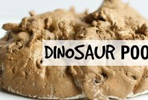 Dinosaur that Pooped / Activities based on the Dinosaur that Pooped series by Tom Fletcher and Dougie Poynter