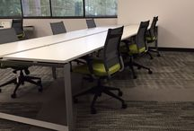 COI Project Installations / Local projects in the Pacific Northwest by Commercial Office Interiors
