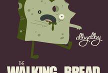 The Walking Bread / Fun and Cute Kitchen Stuff! :D