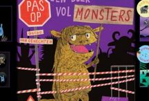 Kinderboekenweek 2017 Monsters