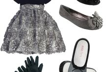 Black and Gray Outfits