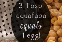 macarons and aquafaba