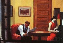 Paintings: Edward Hopper